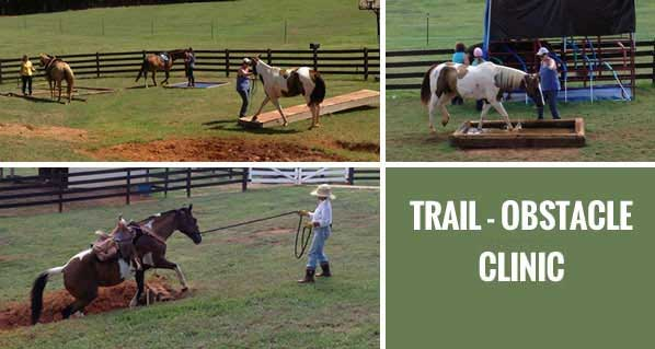 Trail Riding Clinic
