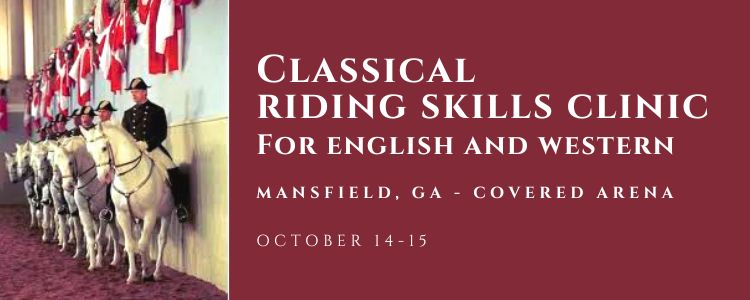 classical riding skills for english and western