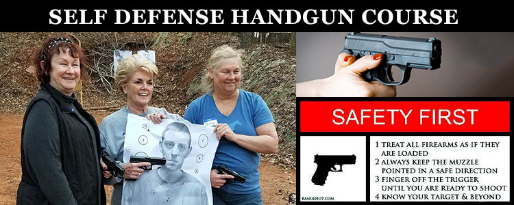 Self Defense Handgun course