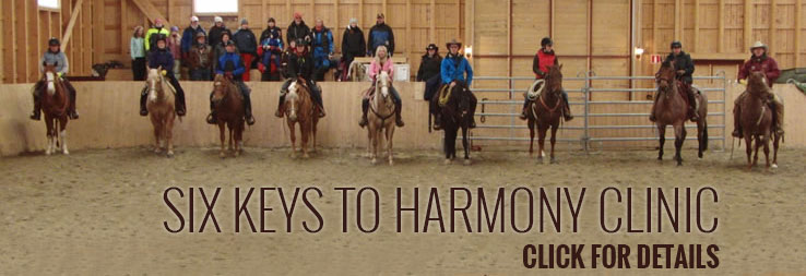 Six Keys to Harmony
